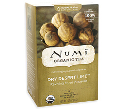 Numi Dry Desert Lime Tea Photo