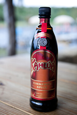 Kahlua Cinnamon Spice Liqueur Photo