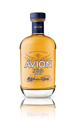definition of avion anejo tequila