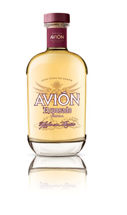 Definition of avion reposado tequila for Avion tequila drink recipes