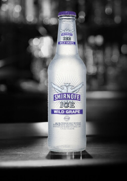 Smirnoff Ice - Wild Grape Photo