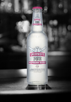 Smirnoff Ice - Raspberry Burst Photo