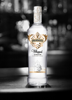 Smirnoff Whipped Cream Vodka Photo