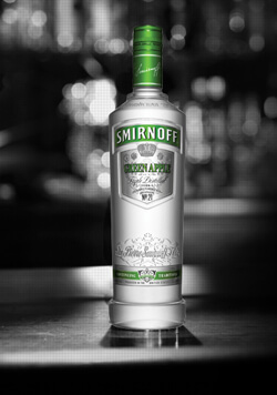 Smirnoff Green Apple Vodka Photo