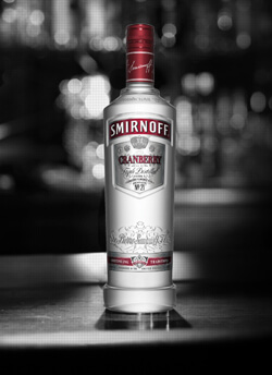 Smirnoff Cranberry Vodka Photo
