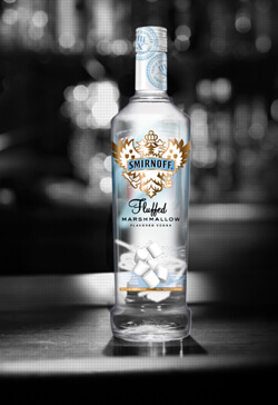 Smirnoff Fluffed Marshmellow Vodka Photo