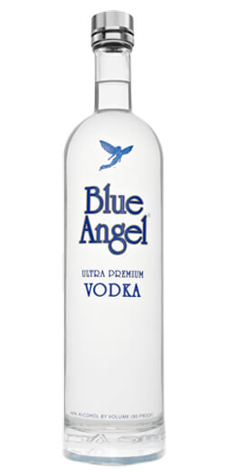 Blue Angel Vodka Photo