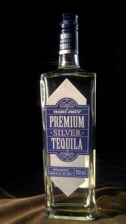 Trader Jose's Silver Tequila Photo