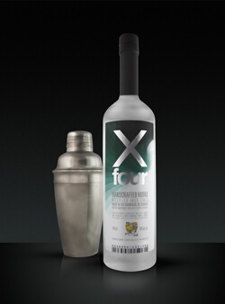 XFour Vodka Photo