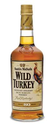Wild Turkey 80 Proof Bourbon Photo