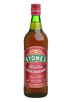 Stones Special Reserve Green Ginger Wine Photo