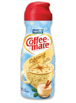 Coffee-Mate Eggnog Latte Photo