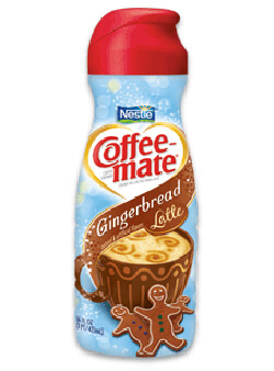 Coffee-Mate Gingerbread Latte Photo