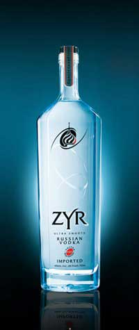 ZYR Vodka Photo