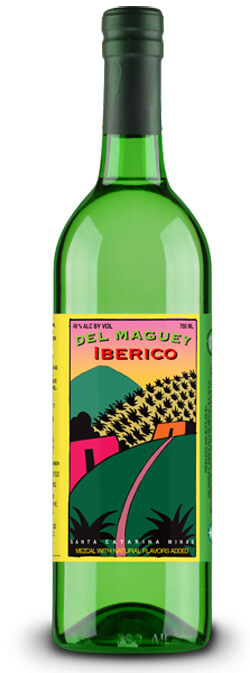 Del Maguey Iberico Mezcal Photo