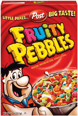 Fruity Pebbles Cereal Photo