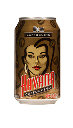 Havana Mocha Cappuccino Photo