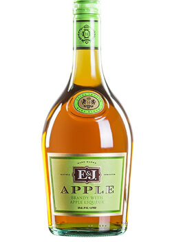 E&J Apple Brandy Photo