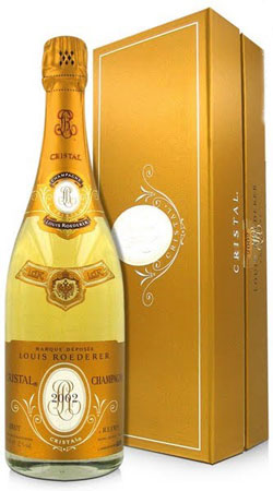 Louis Roederer Cristal Champagne Photo