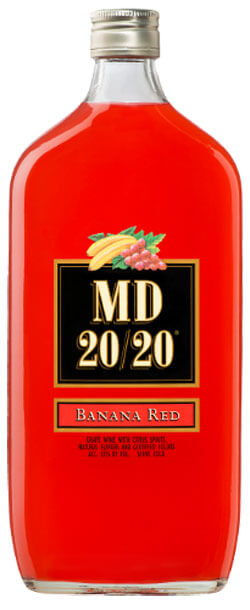 MD 20/20 Banana Red Wine Photo