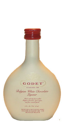 Godet White Chocloate Liqueur Photo