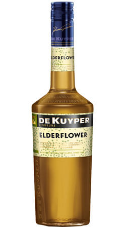 DeKuyper Elderflower Liqueur Photo