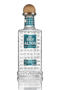 Olmeca Altos Plata Tequila Photo