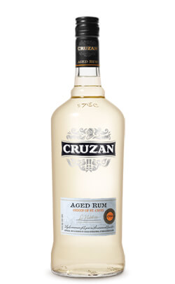 Cruzan Aged Light Rum Photo