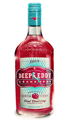 Deep Eddy Cranberry Flavored Vodka Photo