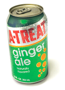 A-Treat Ginger Ale Photo