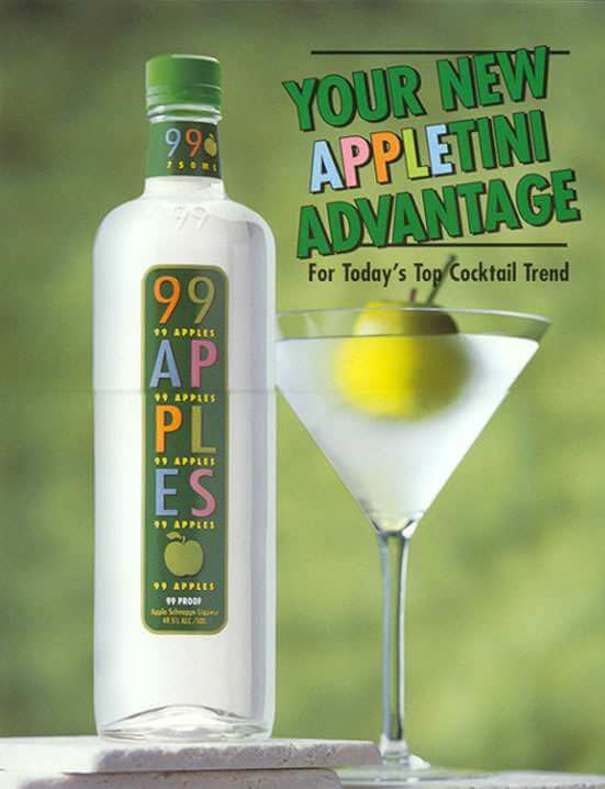 Definition Of 99 Apples Schnapps